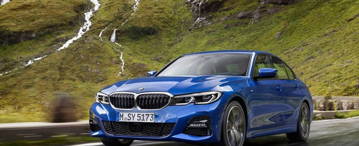 We review the 2018 BMW 3 Series saloon