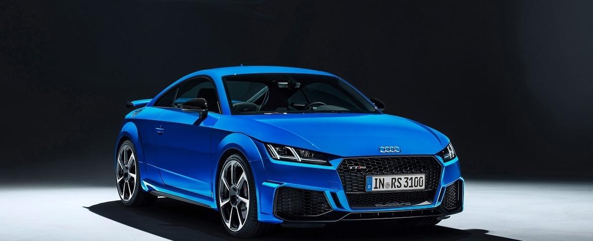 We Review the Audi TT
