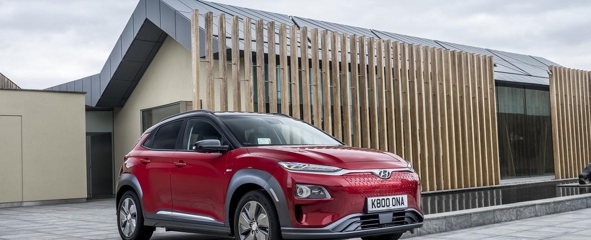 We Review the Hyundai Kona Electric