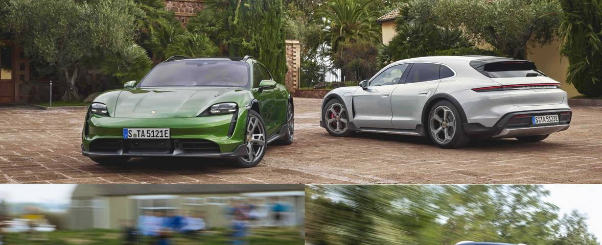 Performane Car Estates 2021