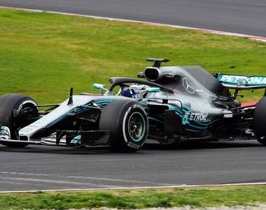Mercedes launch new 2019 F1 car