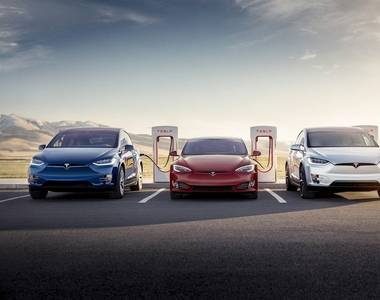 Tesla's new technology recharges a car in 15 minutes