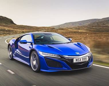 We review the 2019 Honda NSX