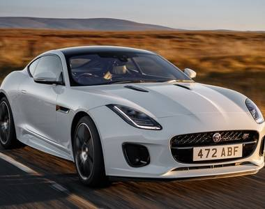 Jaguar celebrates 70 years of sports cars with a Chequered Flag Special Edition F-Type