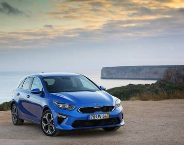 We review the 2019 Kia Ceed Hatch