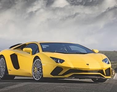 We review the Lamborghini Aventador S Coupe