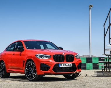 We review the BMW X4 SUV