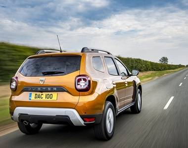 We review the 2019 Dacia Duster