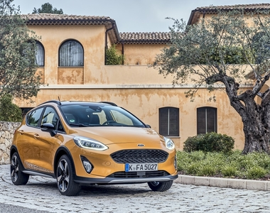 We Review the Ford Fiesta Active