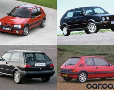 Hot Hatches of th 1980s dont deserve to be scap cars!