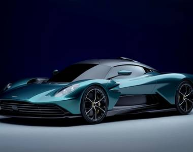 Aston Martin Valhalla Supercar