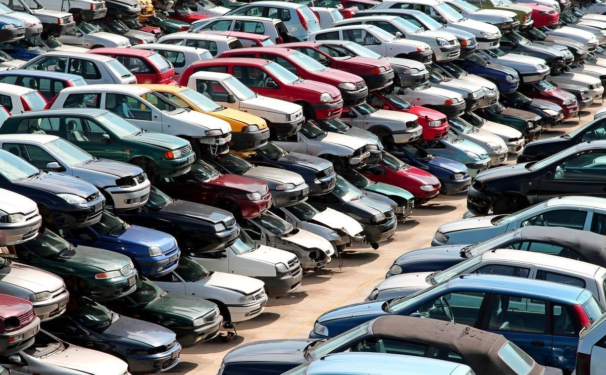 Do you need to SORN to scrap a car?