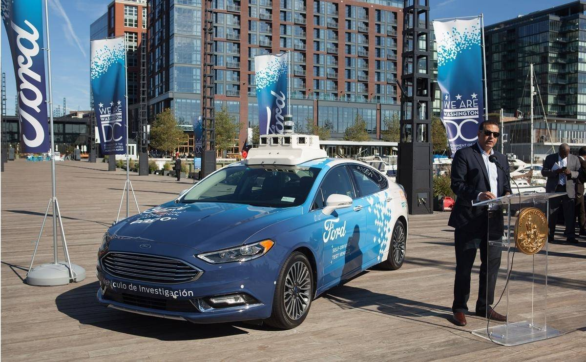 Ford launches 'Ford Autonomous Vehicles LLC'