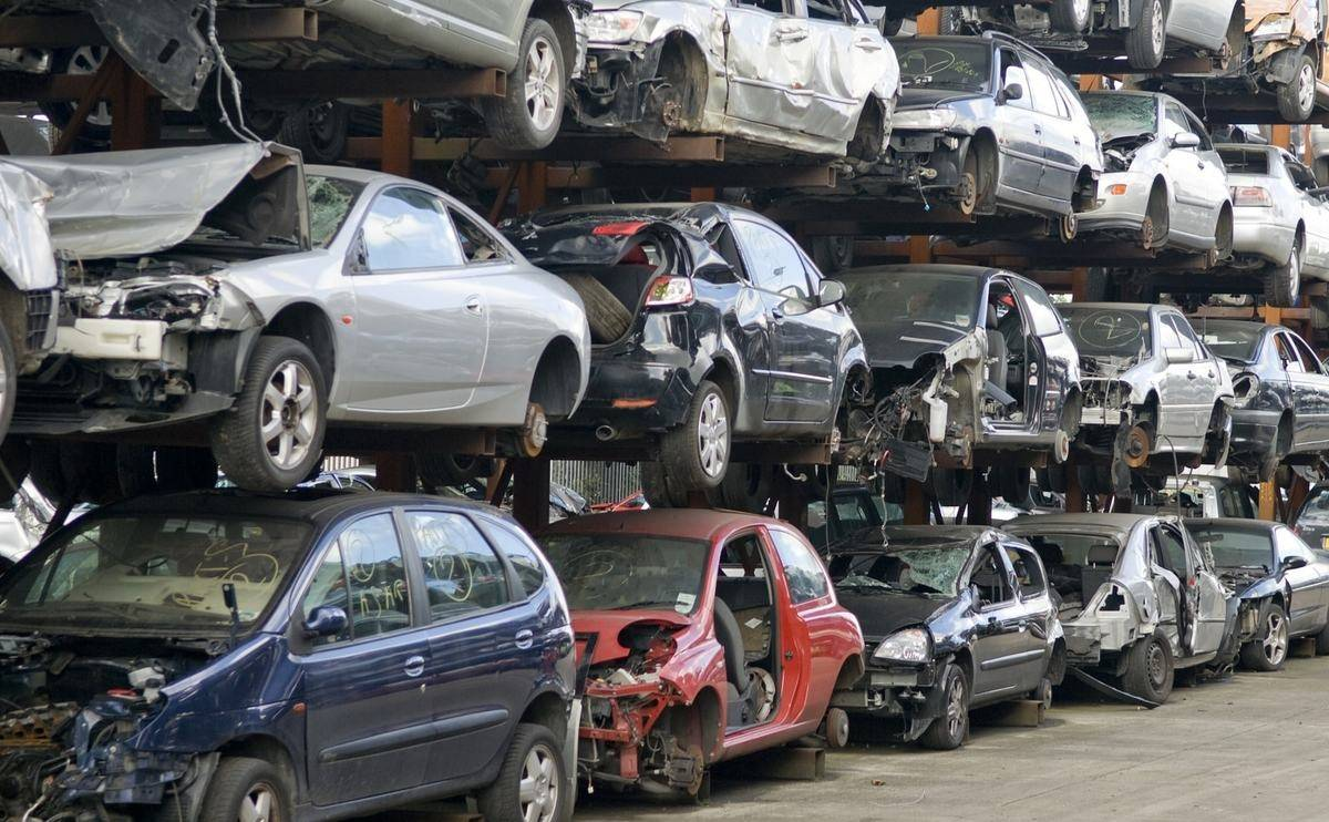 How much is a scrap car worth?
