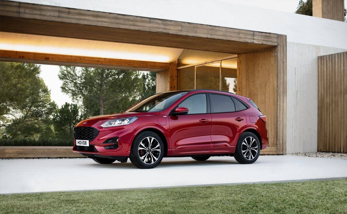 We review the 2019 Ford Kuga