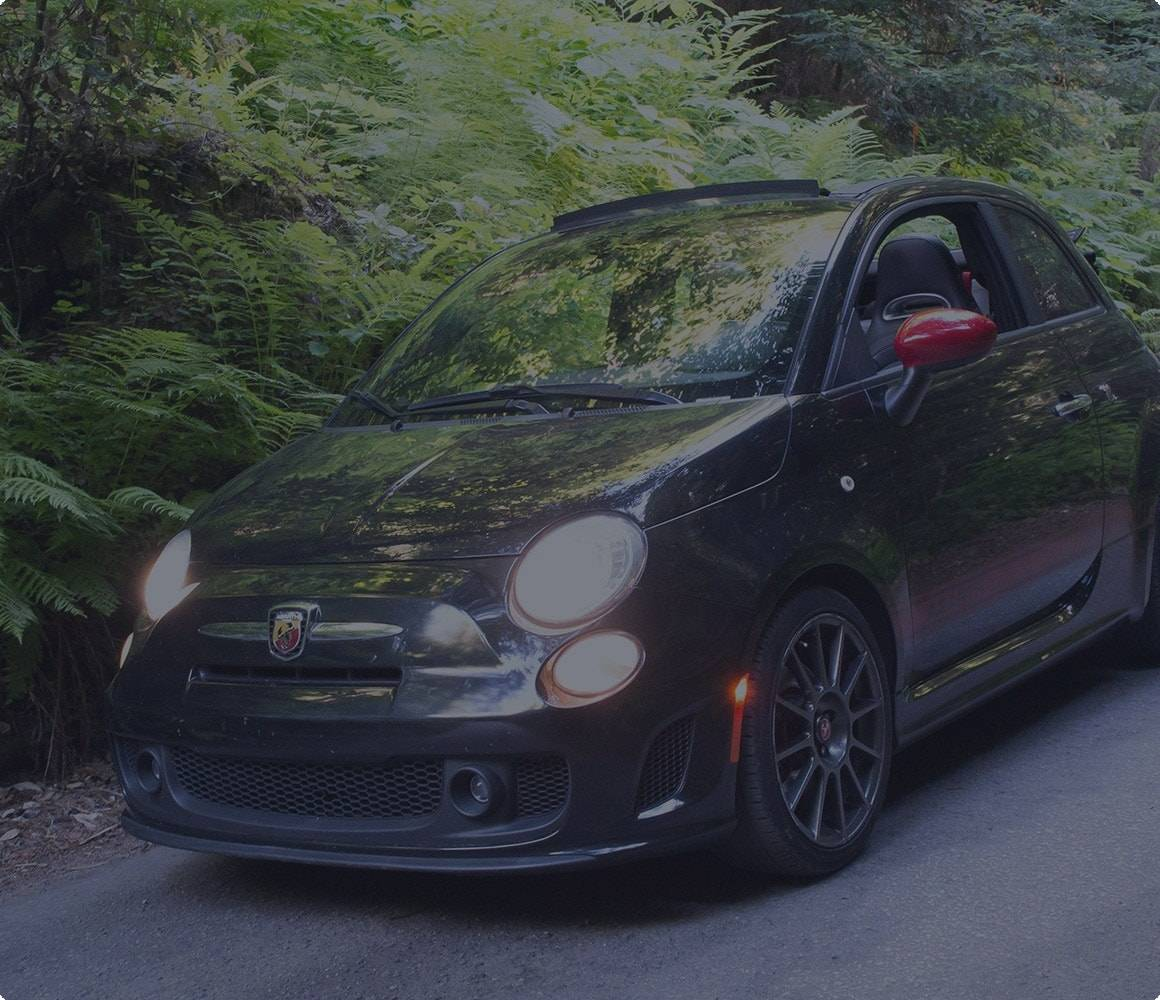 Abarth car finance quote