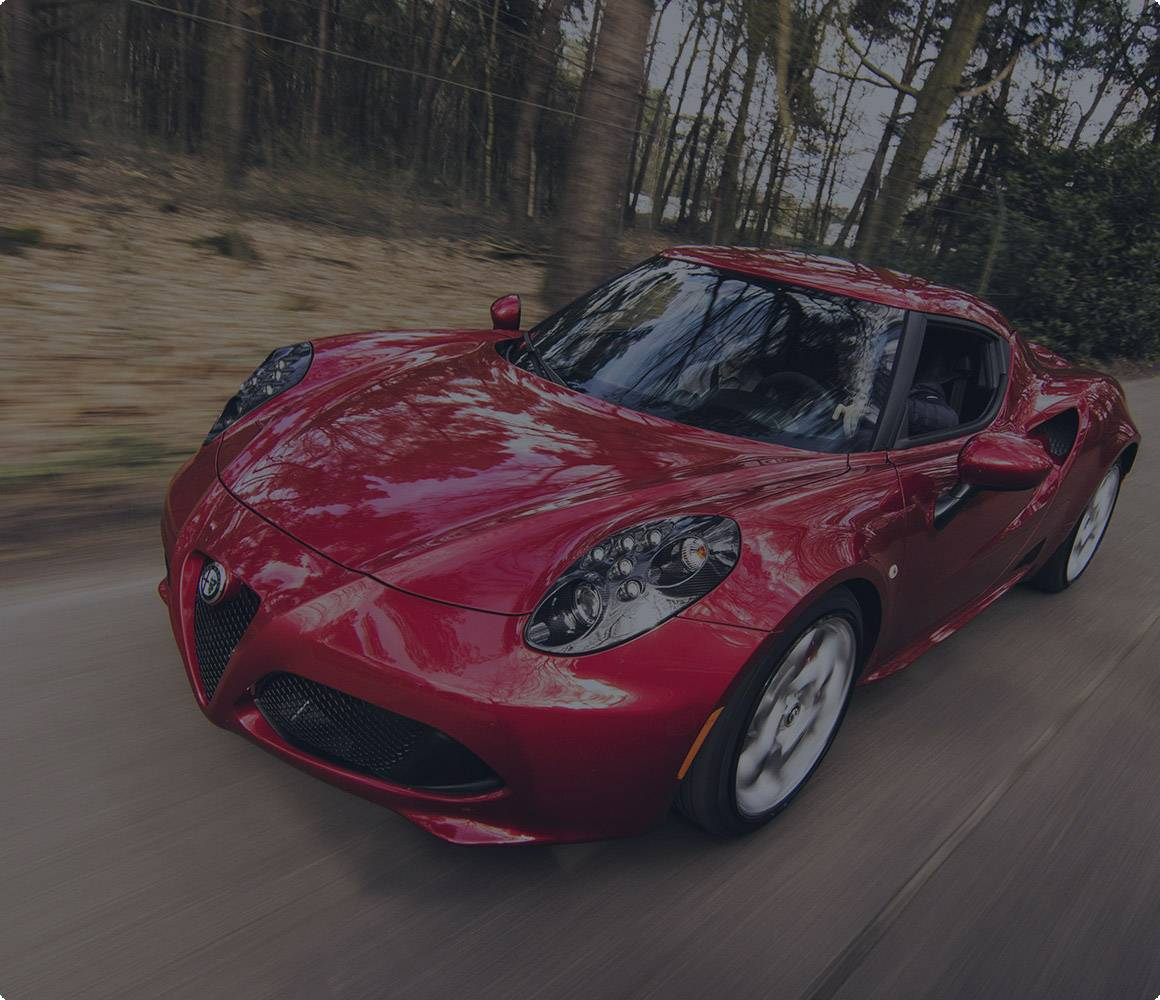 Get an instant Alfa Romeo insurance quote now