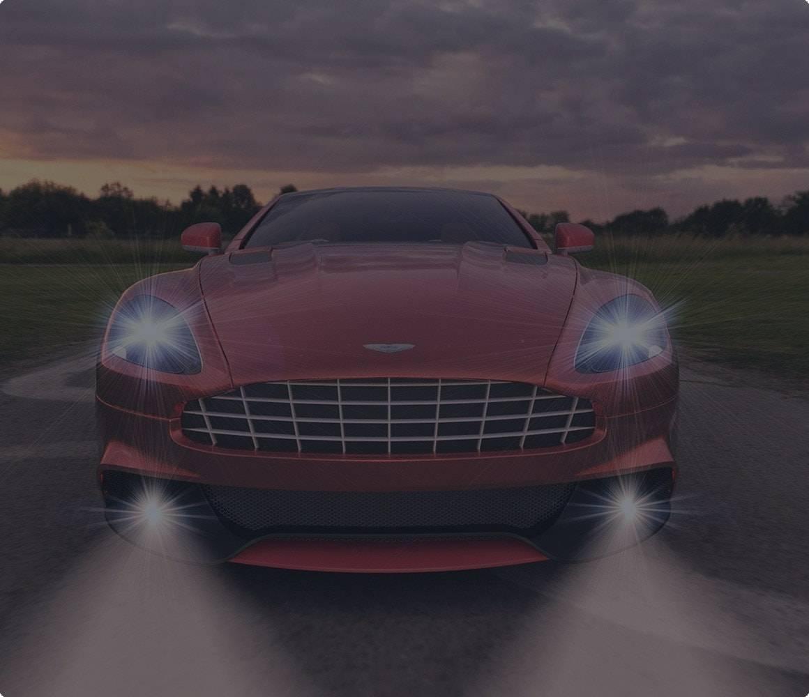 Aston Martin car finance quote