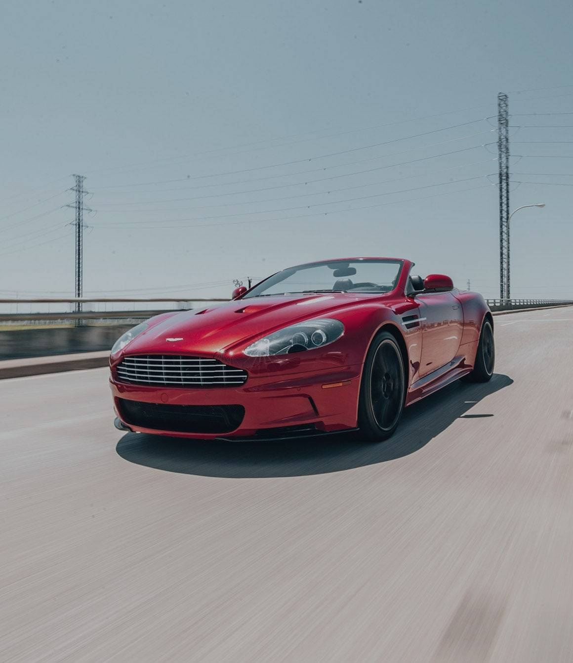 Get the best car finance for your Aston Martin today
