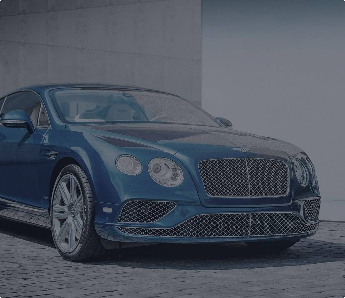 Bentley car finance quote