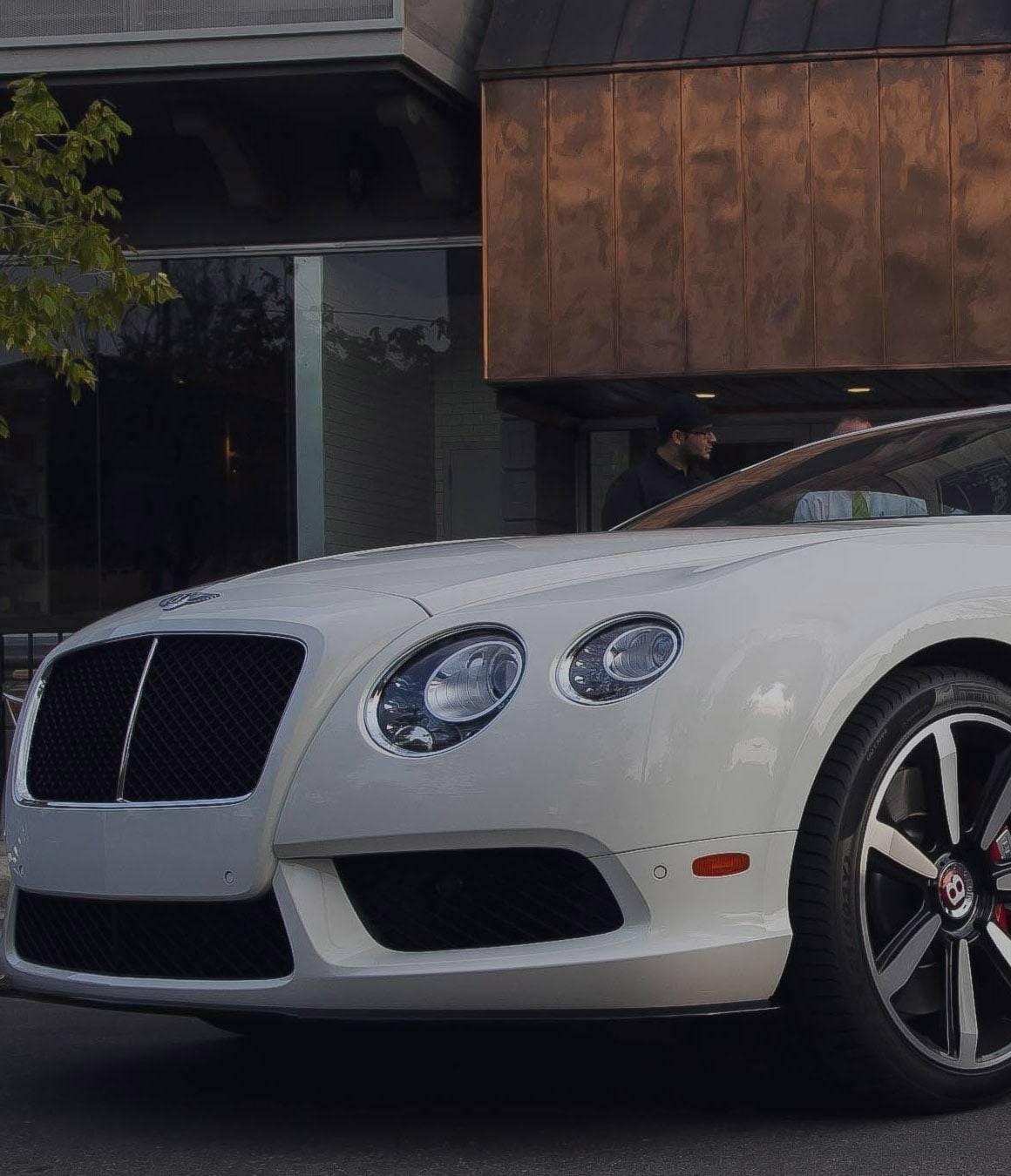 Compare Bentley insurance costs for all models
