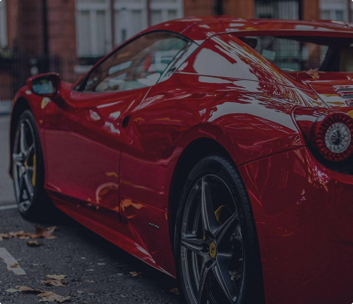 Ferrari car finance quote