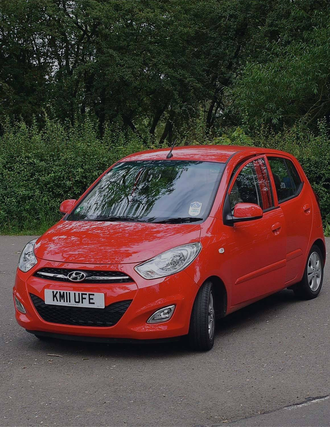 Get the best car finance for your Hyundai today