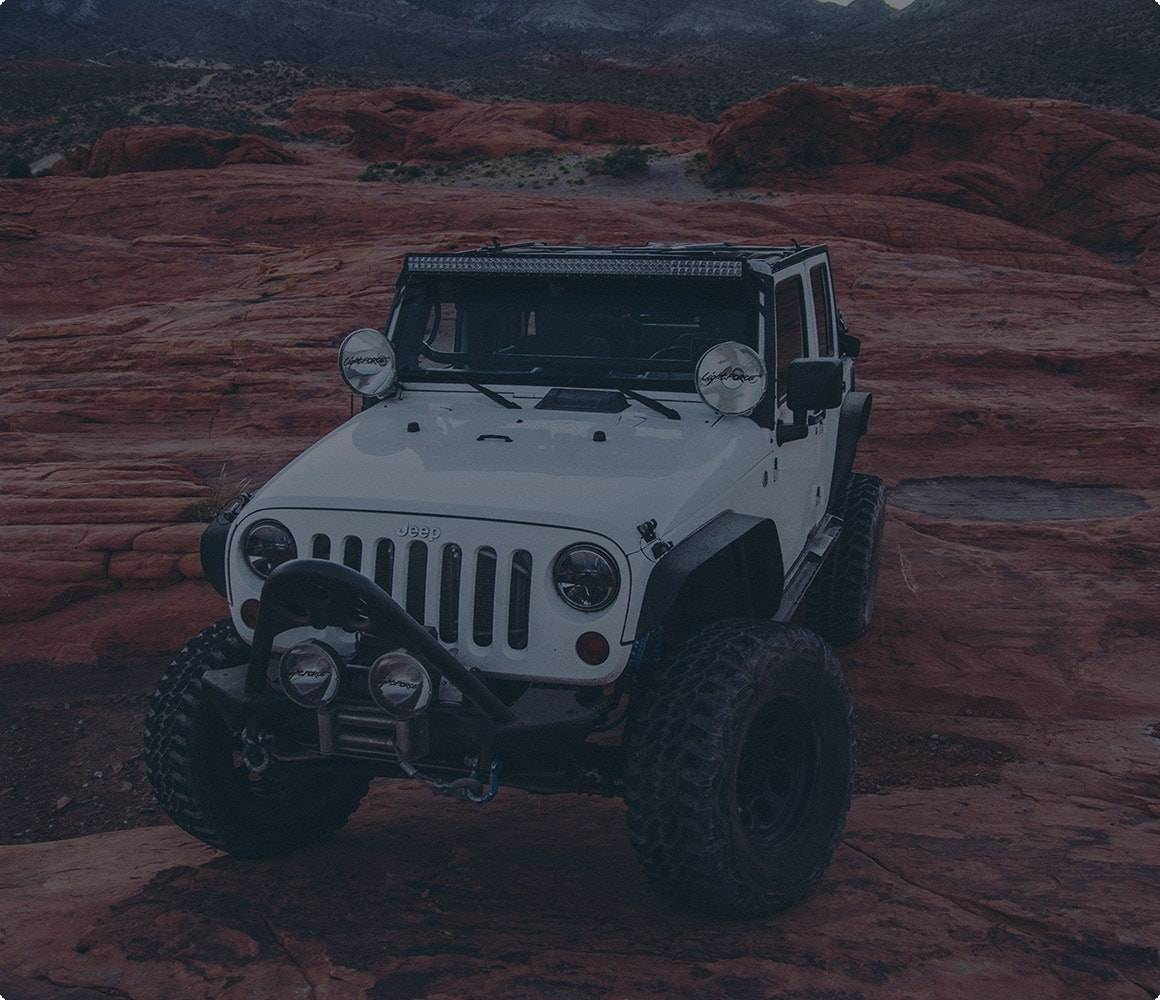 Jeep car finance quote