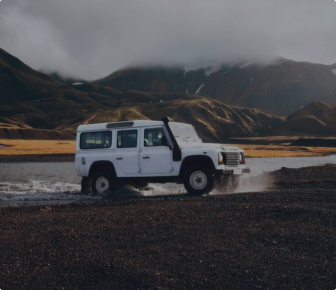 Get an instant Land Rover insurance< quote now