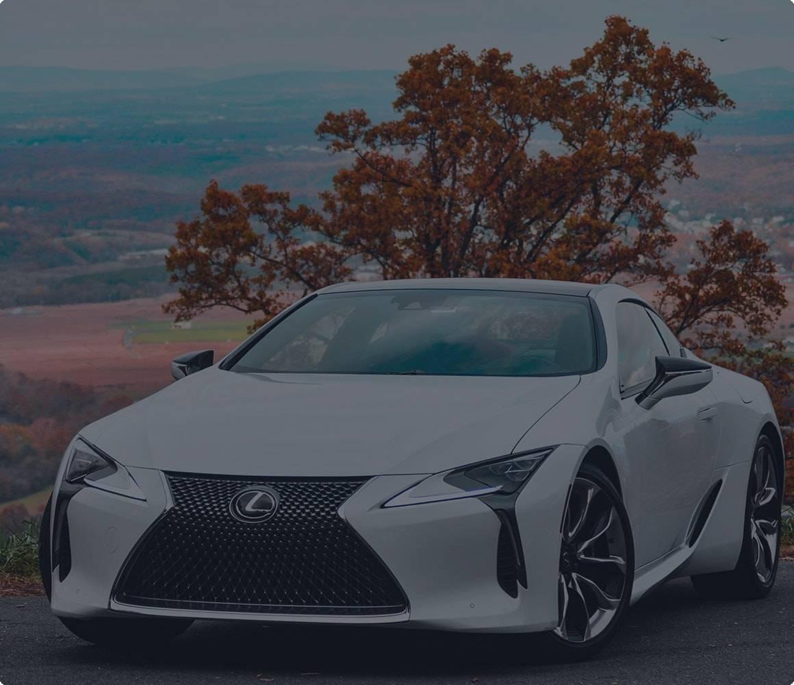 Lexus car finance quote