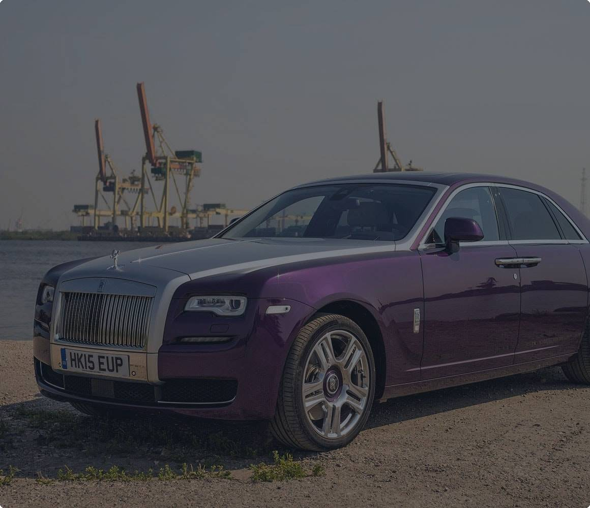 Get a quick Rolls Royce insurance quote today