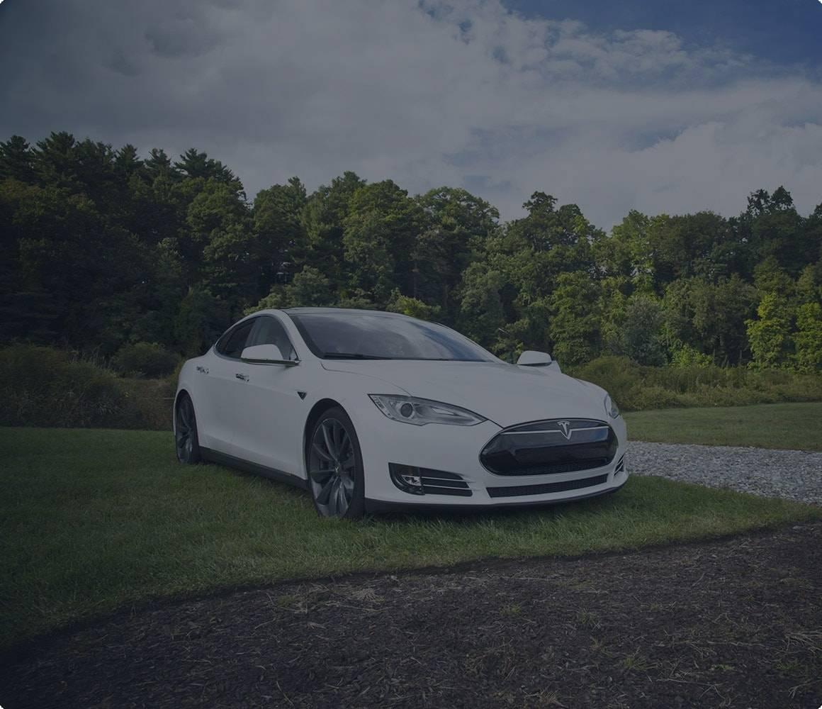 Tesla car finance quote