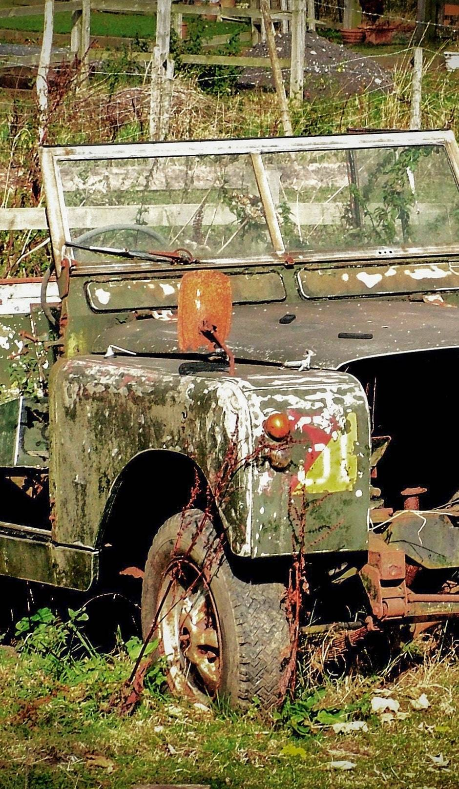 Scrapping your Land Rover with a high-end service