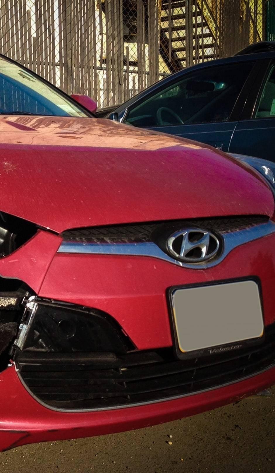 Scrap my Hyundai car