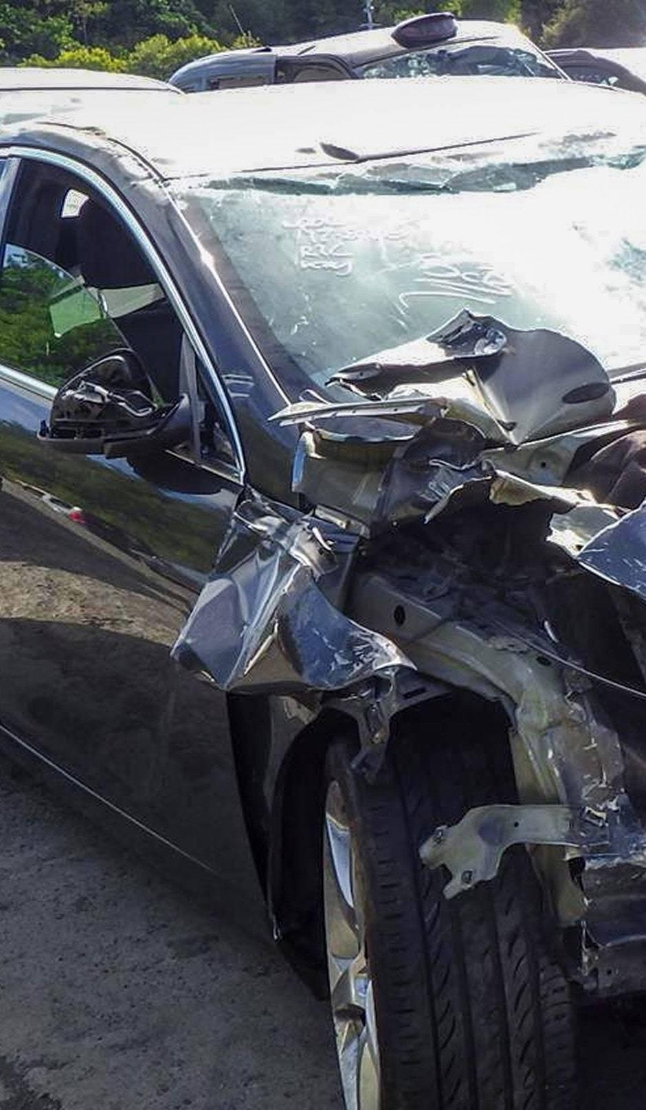 Scrap my Vauxhall car