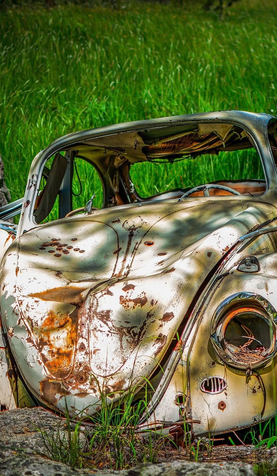 Scrap my Volkswagen car