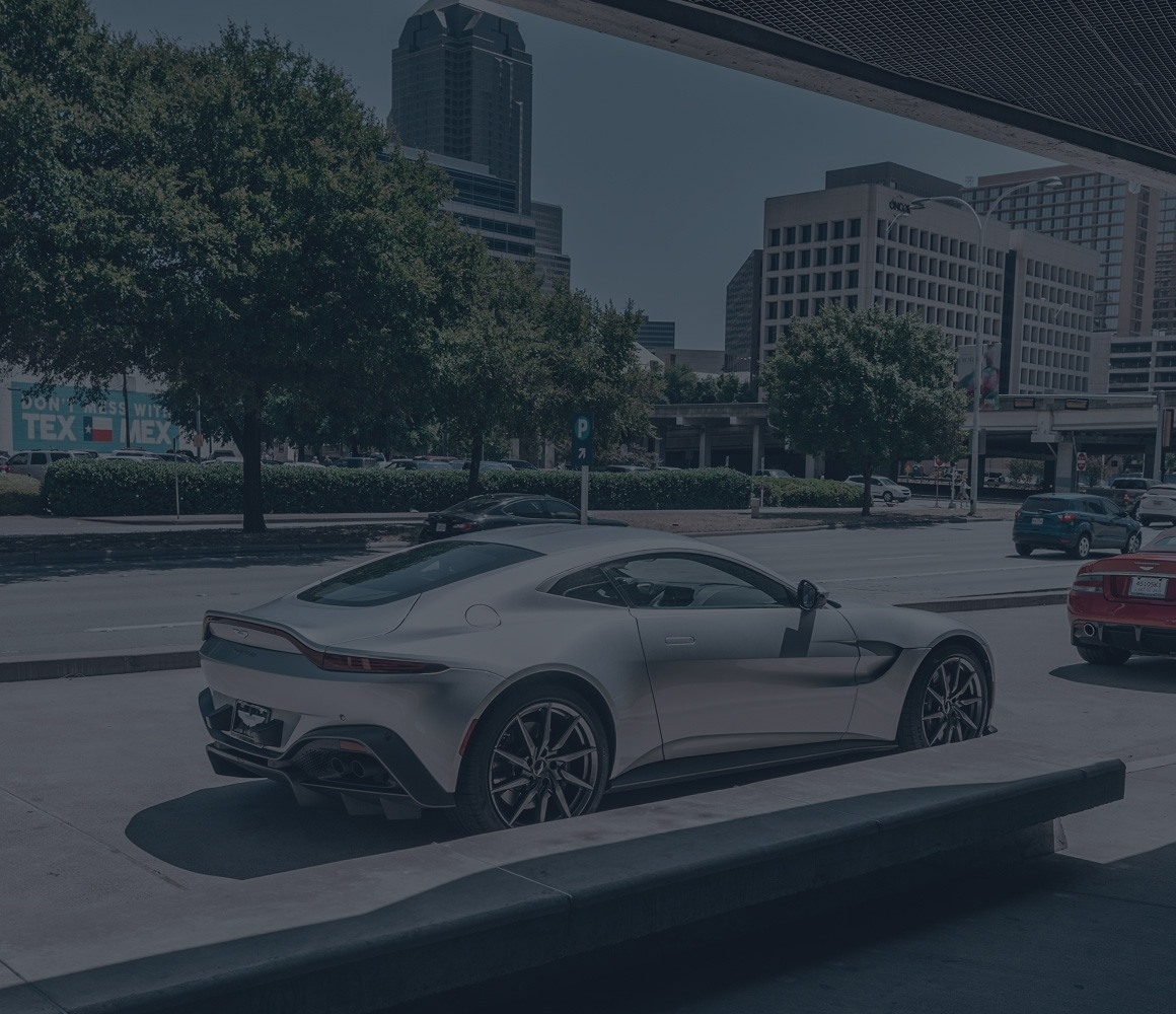 Get the best warranty for your Aston Martin today