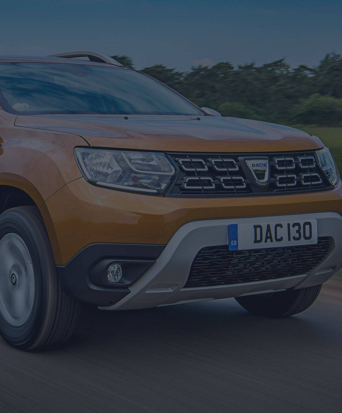 Compare Dacia car finance from leading brands