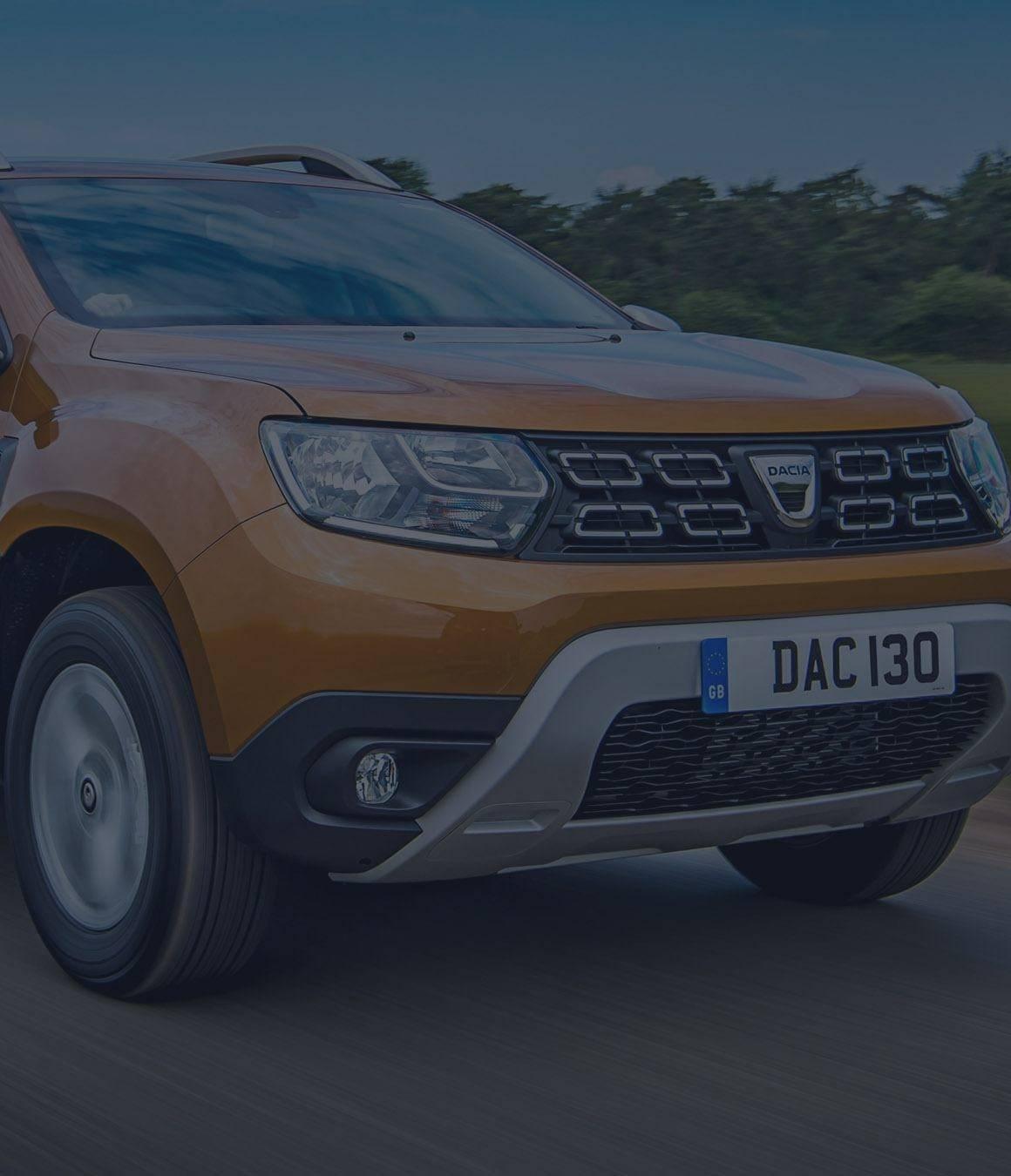 Dacia car insurance quote online