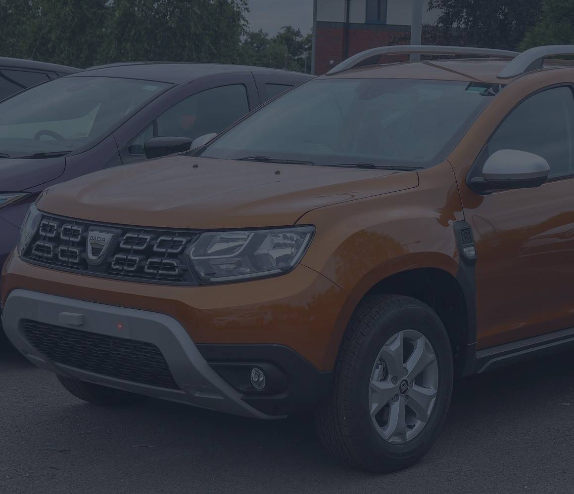Get an instant finance quote for your next Dacia