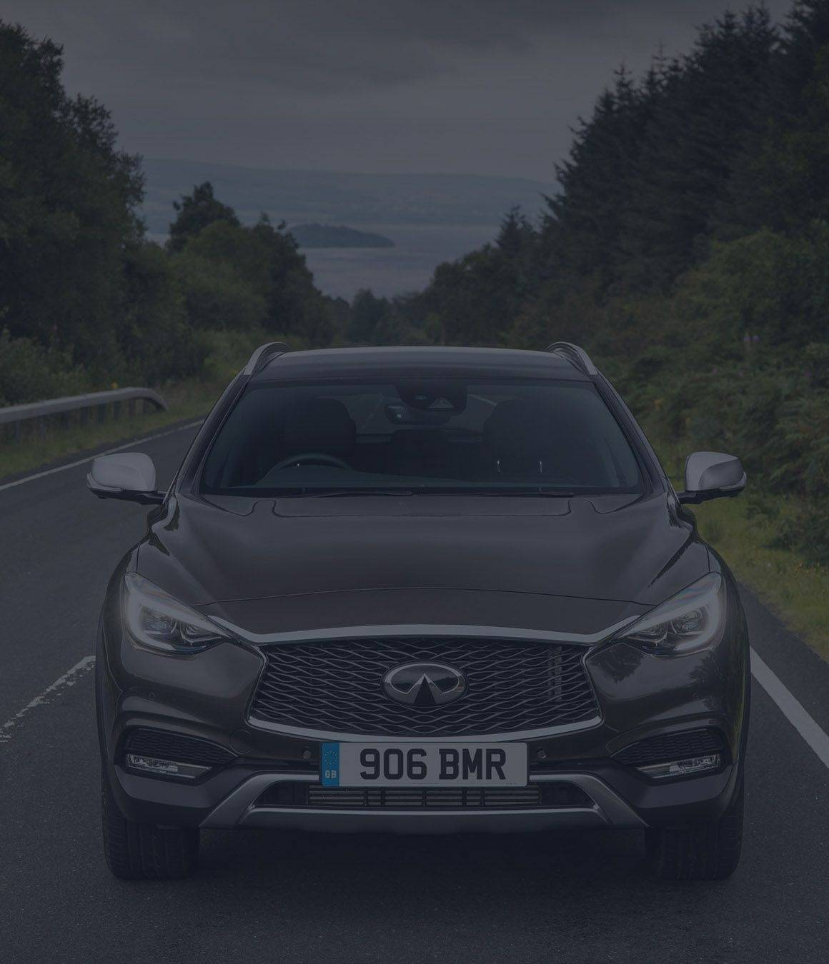 Compare Infiniti car finance from leading brands