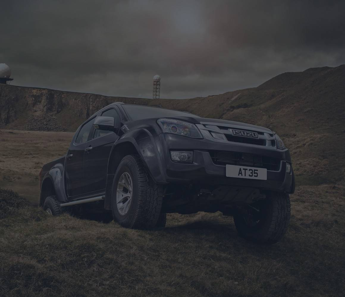 Get an instant warranty quote for your Isuzu