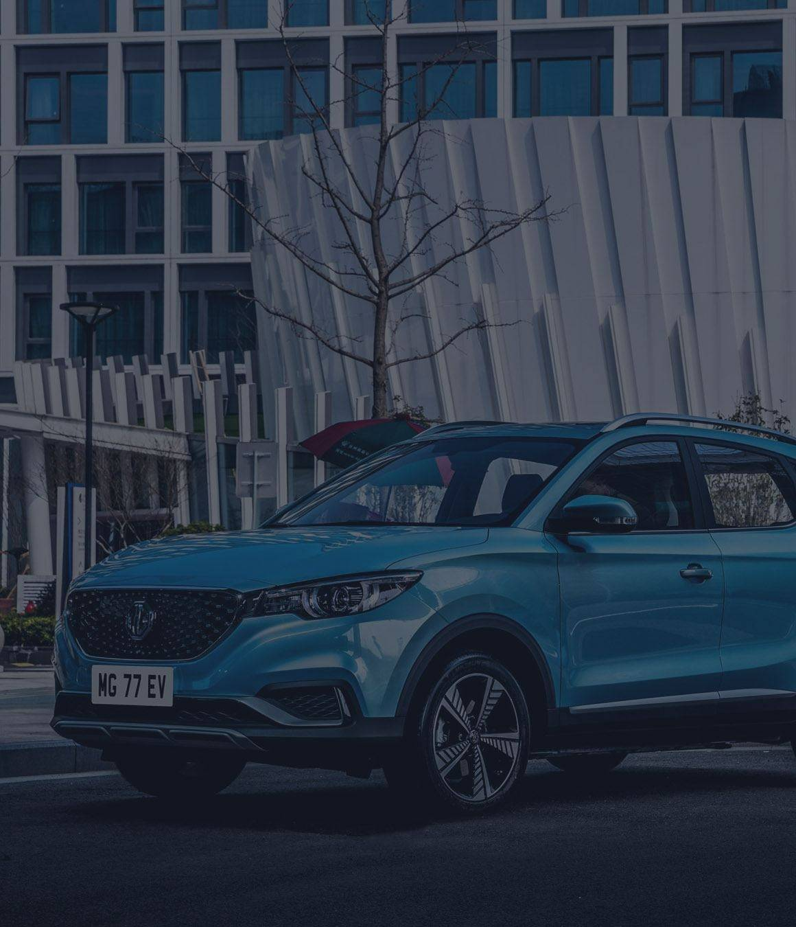 Compare MG car finance from leading brands