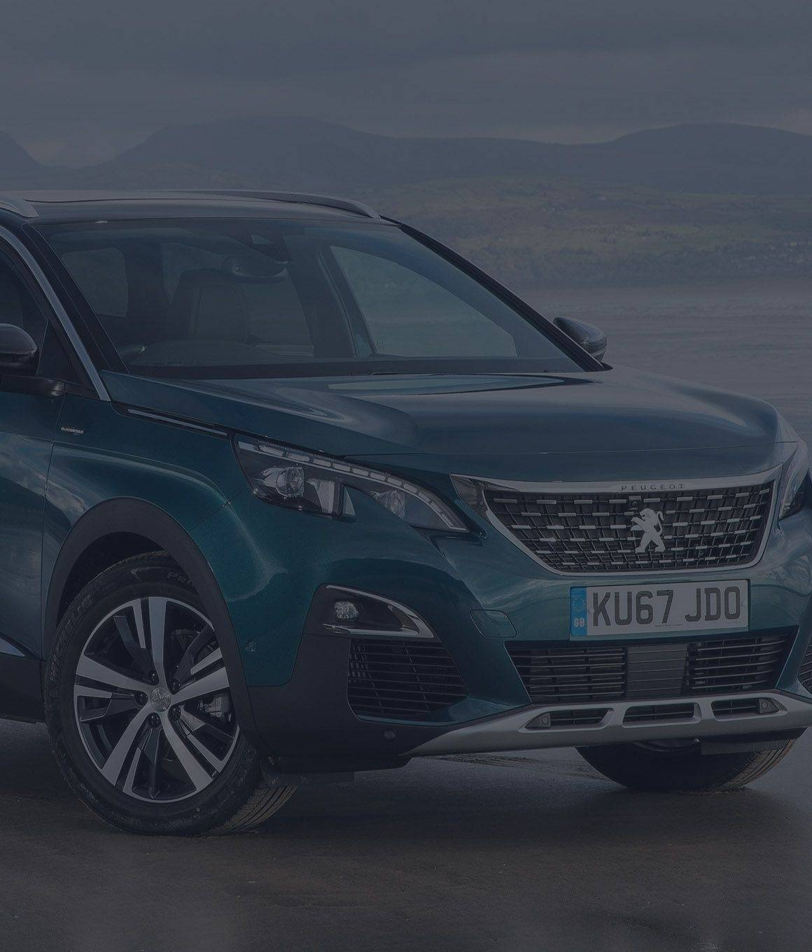 Compare Peugeot car finance from leading brands