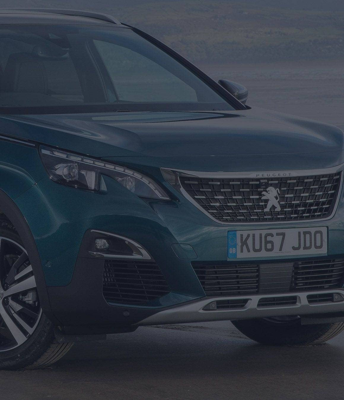 Compare Peugeot insurance costs for all models