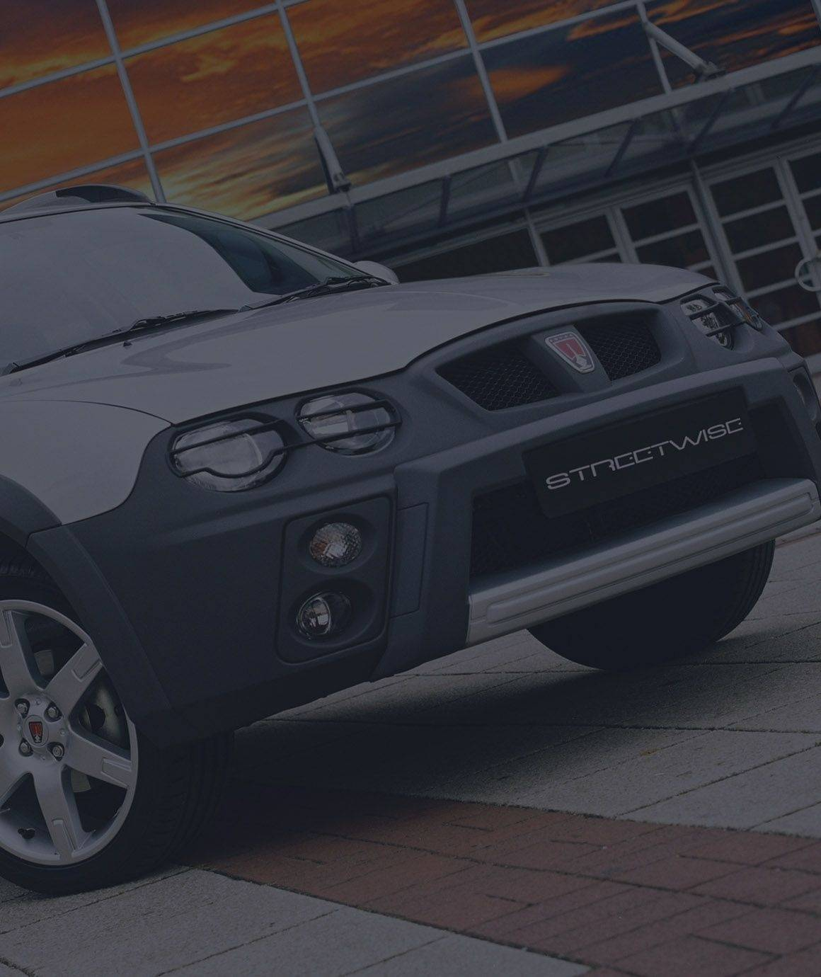 Compare Rover car finance from leading brands