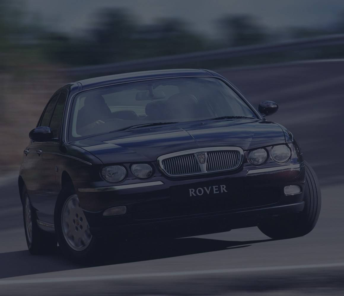 Get an instant Rover car finance quote online