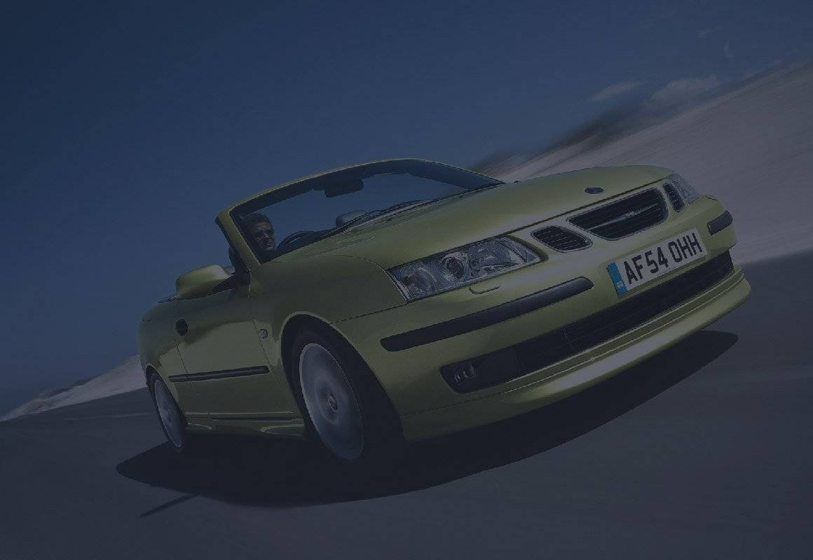 Get the best warranty for your Saab today