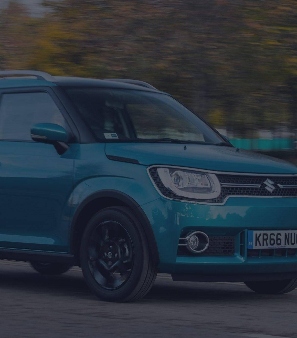 Compare Suzuki car finance from leading brands