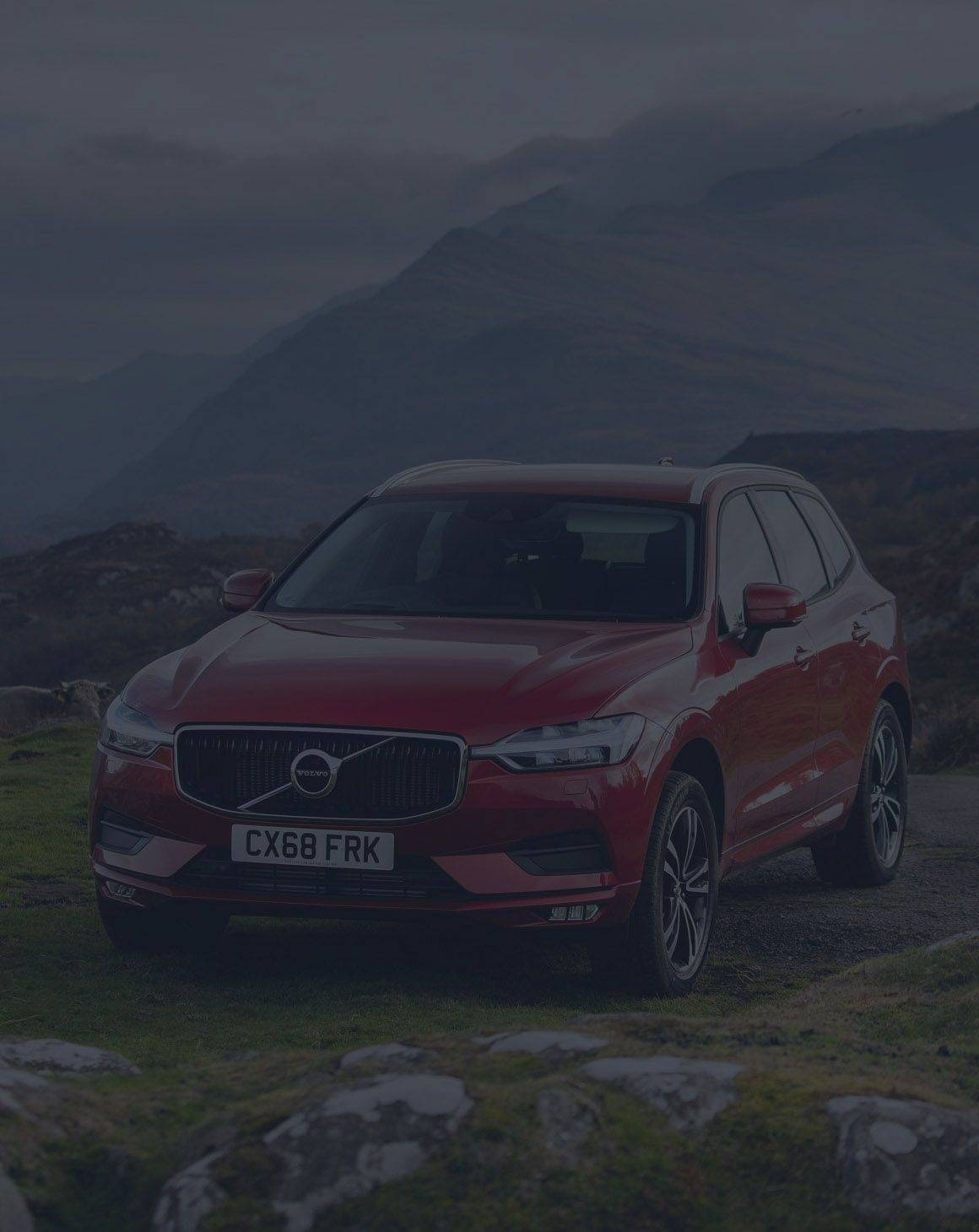 Compare Volvo car finance from leading brands